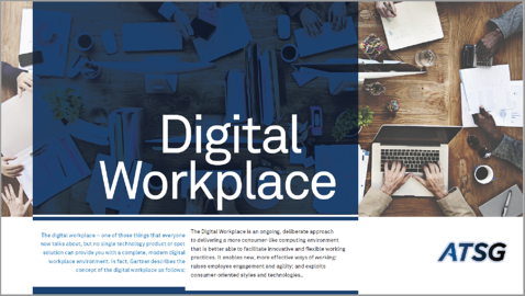 Digital Workplace as a Service thumbnail