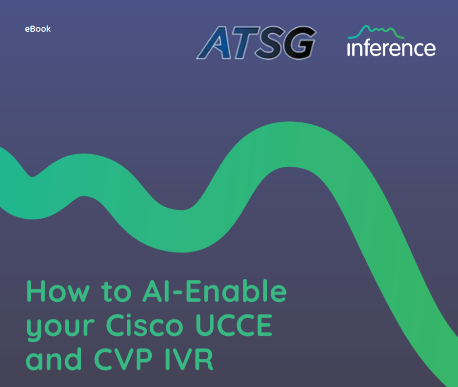 how to ai enable your cisco ucce and cvp ivr ebook cover